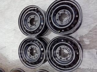 Toyota Hiace. 6.0x15, 6x139.70, ЦО 106,1мм.