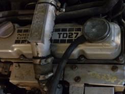 Двигатель в сборе. Nissan Terrano Двигатель TD27