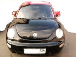 Volkswagen New Beetle. механика, передний, 2.0 (116 л.с.), бензин, 180 000 тыс. км