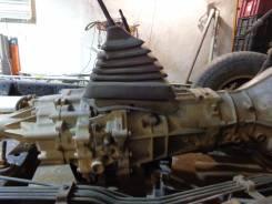 Механическая коробка переключения передач. Nissan Terrano, LBYD21 Двигатель TD27T