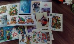 СССР открытки. Оригинал