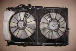 Радиатор охлаждения двигателя. Honda Odyssey, RB2 Двигатель K24A