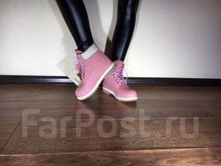 Ботинки Тимберленды. 37, 38, 39