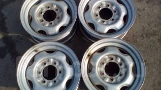 Nissan. 6.0x15, 6x139.70, ЦО 100,1мм.