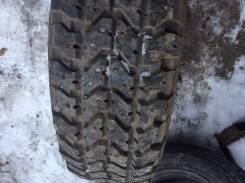 Goodyear Wrangler MT/R. Зимние, шипованные, износ: 5%, 1 шт
