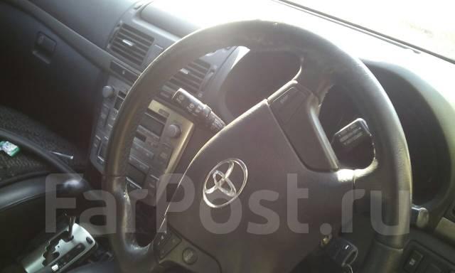 Порог пластиковый. Toyota Avensis, AZT250, AZT251 Двигатель 2AZFSE