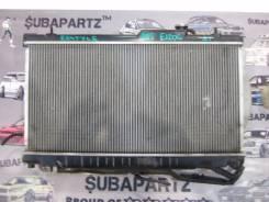 Радиатор охлаждения двигателя. Subaru Legacy B4, BE5 Subaru Legacy, BE5, BH5 Двигатель EJ206