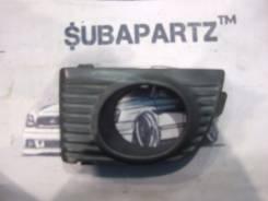 Заглушка бампера. Subaru Legacy, BH5, BH9 Двигатели: EJ206, EJ208, EJ254, EJ202, EJ204