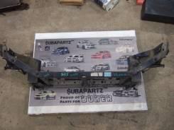 Рамка радиатора. Subaru Legacy B4, BEE, BE5, BE9 Subaru Legacy, BHCB5AE, BHC, BHE, BE5, BEE, BES, BH5, BE9, BH9 Двигатели: EJ206, EJ208, EJ202, EJ204...