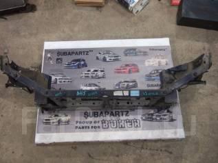 Рамка радиатора. Subaru Legacy B4, BE9, BEE, BE5 Subaru Legacy, BHC, BHE, BEE, BES, BH5, BE5, BH9, BE9 Двигатели: EJ206, EJ208, EJ254, EJ201, EJ202, E...