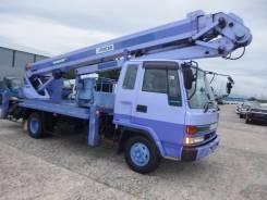 Isuzu Forward. Продается автовышка 1993, 7 200 куб. см., 27 м.
