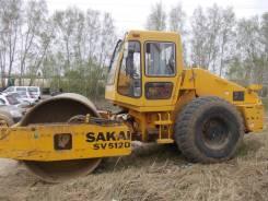 Sakai SV512D. Продам грунтовый каток , 4 400 куб. см. Под заказ