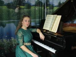Педагог по фортепиано. Высшее образование по специальности, опыт работы 5 лет