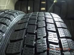 Dunlop DSV-01. Зимние, без шипов, 2007 год, износ: 10%, 2 шт