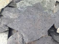 Малахитовый сланец - натуральный природный камень плитняк с карьера