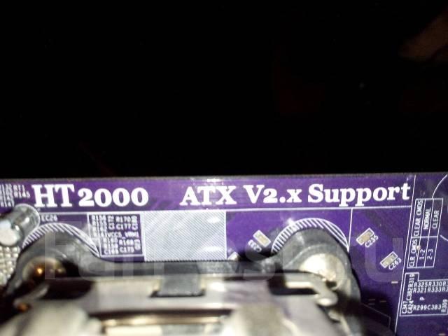 Плата АМ2, Проц Атлон64 X2 4200+ кулер, Память 1Гб, БП 400ватт.