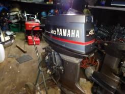 Yamaha. 40,00л.с., 2-тактный, бензиновый, нога L (508 мм), Год: 1995 год