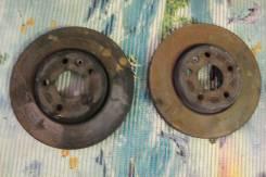 Диск тормозной. Chevrolet Cruze, J300 Двигатель F16D3