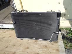 Радиатор кондиционера. Toyota Alphard, MNH10 Двигатель 1MZFE