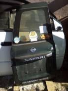 Дверь багажника. Nissan Safari, WRGY61