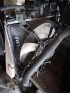 Радиатор охлаждения двигателя. Toyota Duet, M100A, M101A Двигатели: EJDE, EJVE, EJDE EJVE