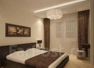 3-комнатная, улица Владивостокская 67 Ж/Д ВОКЗАЛ. Железнодорожный, 78 кв.м.