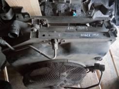 Радиатор охлаждения двигателя. Toyota Hiace, KZH106G, KZH106W Двигатель 1KZTE
