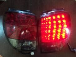 Стоп-сигнал. Lexus RX300, MCU10, MCU15 Toyota Harrier, MCU10, MCU15W, ACU15, MCU15, MCU10W, ACU10 Двигатели: 1MZFE, 2AZFE