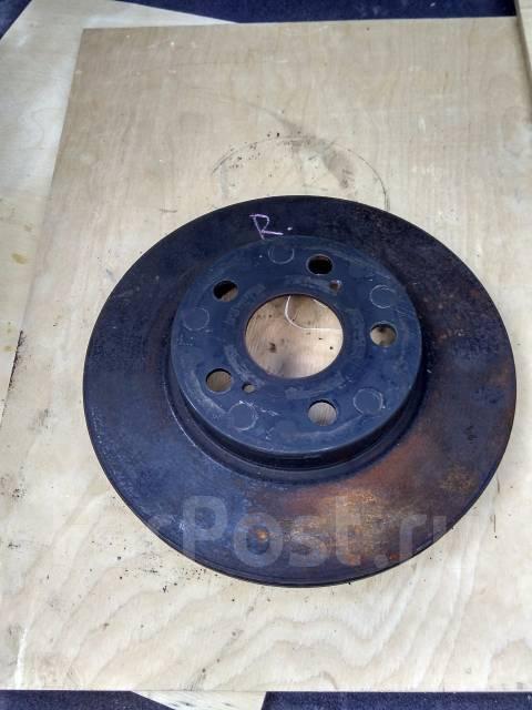 Продам тормозной суппорт, поворотный кулак с шаровой и тормозной диск. Toyota Prius, NHW20 Двигатель 1NZFXE