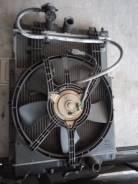 Радиатор охлаждения двигателя. Nissan Cube, AZ10, ANZ10 Двигатель CGA3DE
