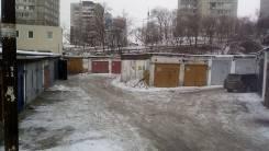 Гаражи капитальные. улица Кирова 38, р-н Вторая речка, 20 кв.м., электричество, подвал. Вид снаружи