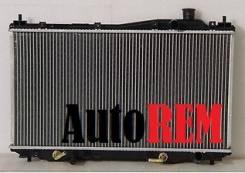 Радиатор охлаждения двигателя. Honda Civic, ES9, LA-EU2, LA-EU1 Двигатели: D15Y2, D17A8, D14Z5, D14Z6, D15Y3, D17A9, D17A5, D16W7, D17Z4, D16V1, D16V3