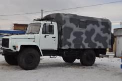 ГАЗ 3308 Садко. Газ 3308, 4 250 куб. см., 2 240 кг.