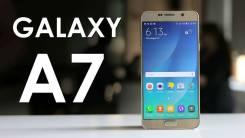 Samsung Galaxy A7 SM-A710F. Новый. Под заказ