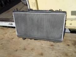Радиатор охлаждения двигателя. Toyota Caldina, ST215