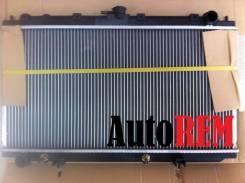 Радиатор охлаждения двигателя. Nissan: Primera Camino, Bluebird, Sunny, AD, Wingroad Двигатели: SR20VE, SR18DE, SR20DE, SR18DI, YD22D, YD22DD