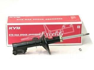 Амортизатор. Honda Jazz Honda Fit, LA-GD1 Двигатели: L13A2, L13A1, L12A1, L13A5, L15A1, L13A