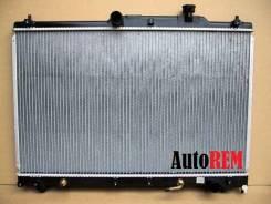 Радиатор охлаждения двигателя. Nissan X-Trail, T30, NT30 Nissan Liberty Двигатель QR20DE