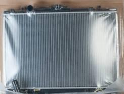 Радиатор охлаждения двигателя. Mitsubishi Challenger Mitsubishi Pajero Sport Mitsubishi Montero Sport