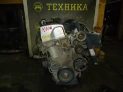 Двигатель в сборе. Honda Accord, CL9, CM2 Двигатель K24A