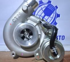 Турбина 17201-17030 Toyota Land Cruiser 1HD-FT