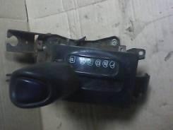 Ручка переключения автомата. Mitsubishi Eterna, E52A