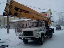 ГАЗ 3309. Продам Автогидроподъемник ВС-22.02, 4 750куб. см., 22м.