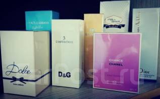 Качественная элитная парфюмерия в наличии. Всё от 1000 руб.
