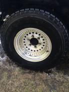 Продам колёса на 31. 8.0x15 6x139.70 ET-13. Под заказ