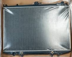 Радиатор охлаждения двигателя. Nissan Terrano II Nissan Terrano Nissan Mistral Ford Maverick