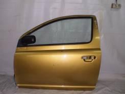 Дверь боковая. Toyota Yaris