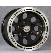 Off-Road-Wheels. 9.0x20, 8x165.10, ET0, ЦО 130,8мм. Под заказ