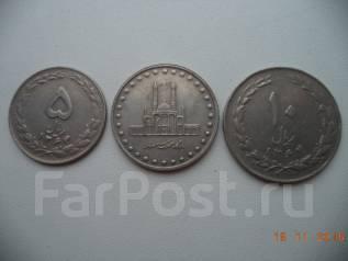 Иран, 5, 10, 50 риалов - Лот