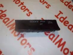 Панель приборов. Nissan Teana, PJ31 Двигатель VQ35DE
